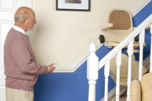 Stairlift Relocation High Wycombe