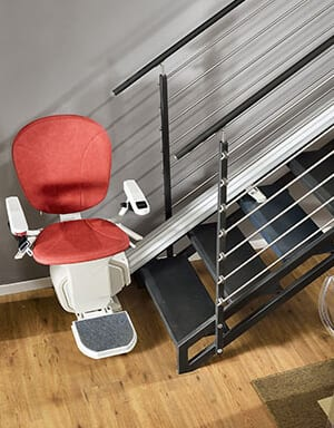 Straight Stairlifts Harrow