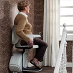 Straight Stairlifts Reading